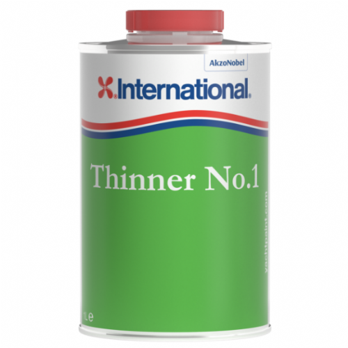 International Thinners No. 1 - For Use With One-Part Paints and Varnishes
